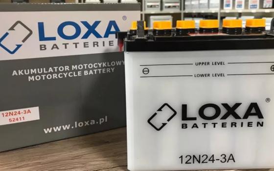 Akumulator LOXA 12V 24Ah 12N24-3A