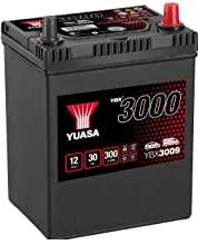 AKUMULATOR YUASA YBX3009 12V 30Ah 300A