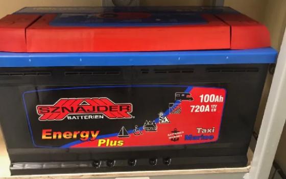 Akumulator SZNAJDER ENERGY PLUS 12V 100Ah 720A