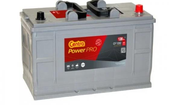 Akumulator CENTRA 120Ah 870A CF1202