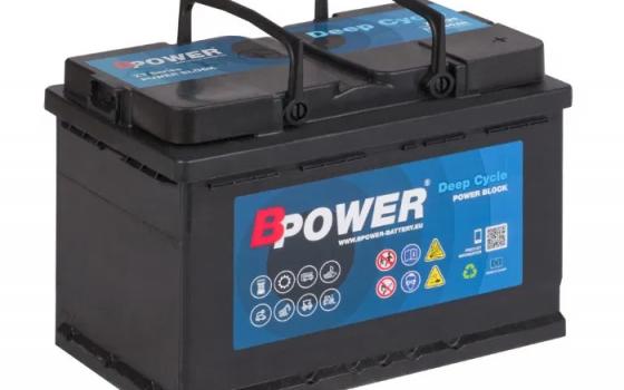 Akumulator Bpower XT 096 12V 80Ah