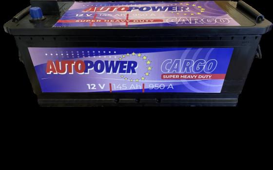 Akumulator Autopower 145ah 950A
